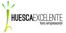 HUESCA EXCELENTE Logo